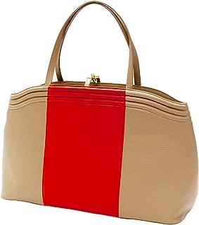 product image for Genuine Italian Leather Travel Tote - Lauren Cecchi New York - Italian leather designer travel tote
