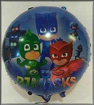 Artballoon Pallonciniegas 2 Globos PjMask Mylar 45cm para ...