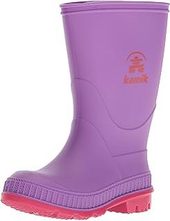 Kamik Stomp Rain Boot Toddler//Little Kid//Big Kid