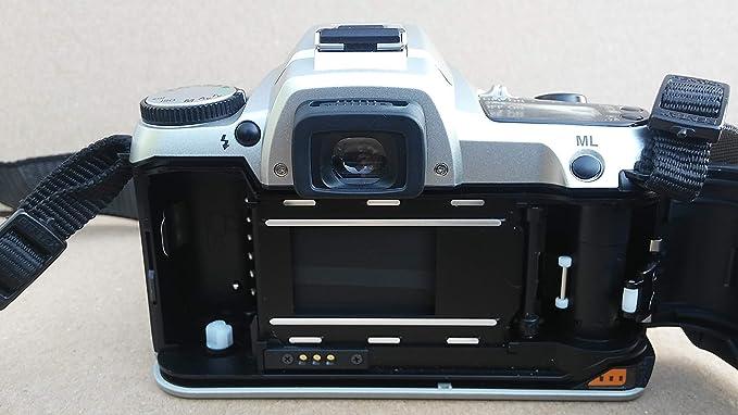 Pentax ZX-30 - Kit de cámara réflex Digital de Cuarzo con Objetivo ...
