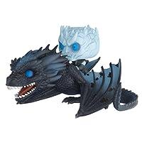Pop Game of Thrones Night King on Ice Dragon