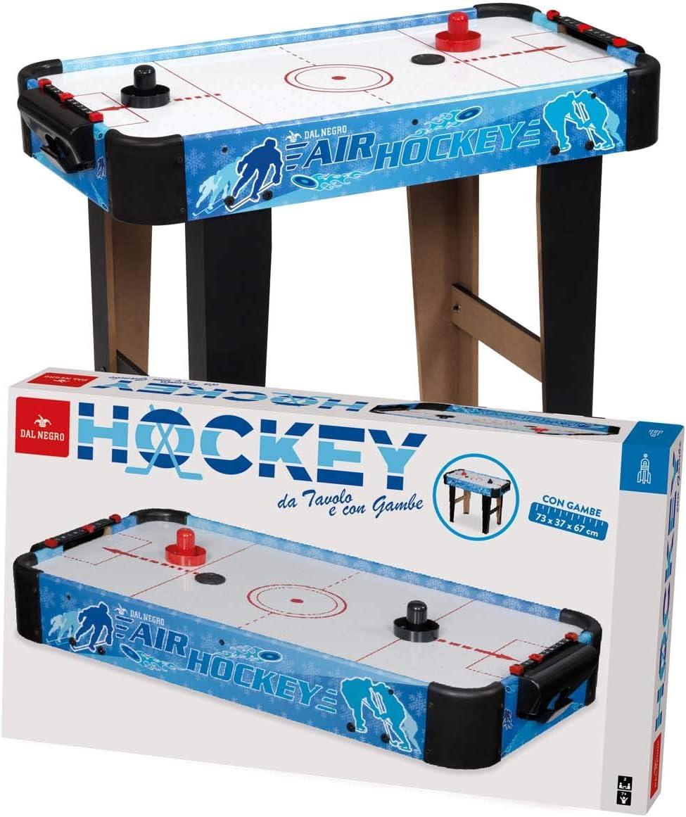Dal Negro – Air Hockey con Patas, 53831: Amazon.es: Juguetes y juegos