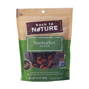 BACK TO NATURE NUT NANTUCKET BLEND