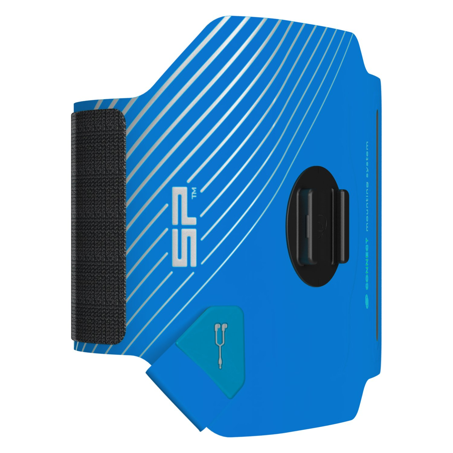 SP CONNECT Running Band Blue for Phone Case