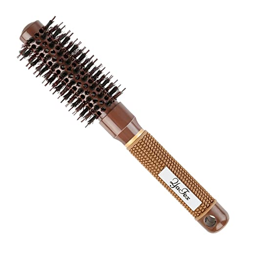 Review Small Round Hair Brush,