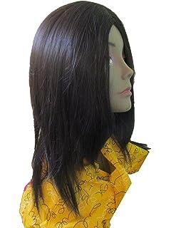 9c0d8324bf9 WigOWig Beautiful Medium Length Ladies Hair Wig (Washable & heat Resistant  hair fiber)