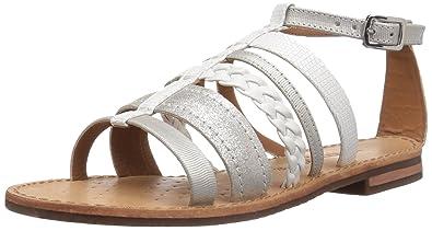 f9bfaae1cf0d Geox Women s D Sozy E Roman Sandals  Amazon.co.uk  Shoes   Bags