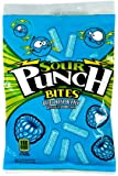 Sour Punch Blue Raspberry Sour Bites 5oz (Pack of 12)