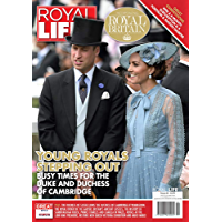 Royal Life Magazine - Issue 44: The Duke and Duchess of Cambridge in the Lake District | Archie Harrison Mountbatten-Windsor's Christening