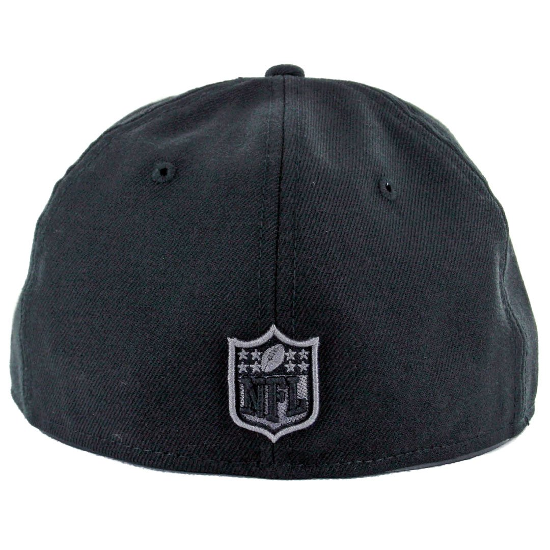 wholesale dealer 59e33 0797f Amazon.com   New Era 59Fifty San Diego Chargers BK BK GP Fitted Hat (Black  Graphite) Cap   Sports   Outdoors