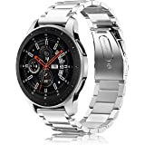 Samsung Galaxy Montre SM-R800NZSADBT 46mm (Bluetooth), Argent: Amazon.fr: High-tech