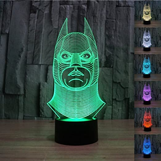 Amazon.com: Padaday. Lámpara de mesa con luz LED de ...