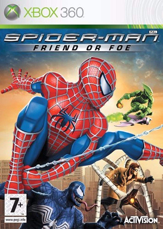Spider-man: Friend or Foe (Xbox 360) [Importación Inglesa]: Amazon ...