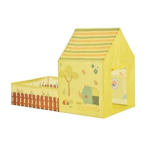 [casa.pro]® Carpa para niños para jugar 115 x 156 x 90