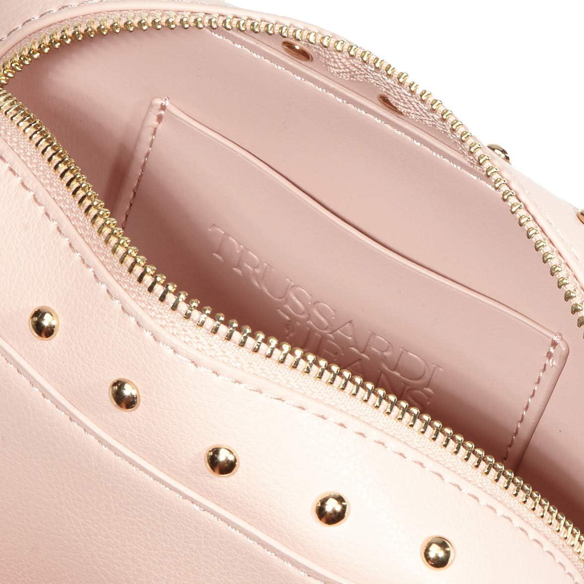 Trussardi Jeans, DAFNE CAMERA BAG ECOLEATHER MI Donna, NR P130