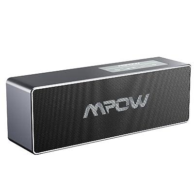 Mpow 10W+10W出力 デュアルドライバー Bluetoothスピーカー JP-BH064B 送料込1,199円