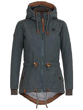 Naketano Damen Jacke Schlaubär III Jacket: Bekleidung