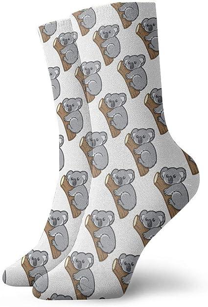 yting Niños Niñas Locos Divertidos Koala Escalada Calcetines ...