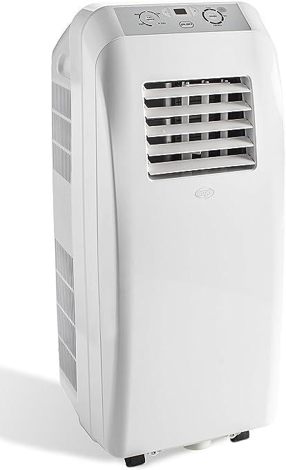 Bianco ARGO Relax Style Climatizzatore Portatile 10000 BTU//H