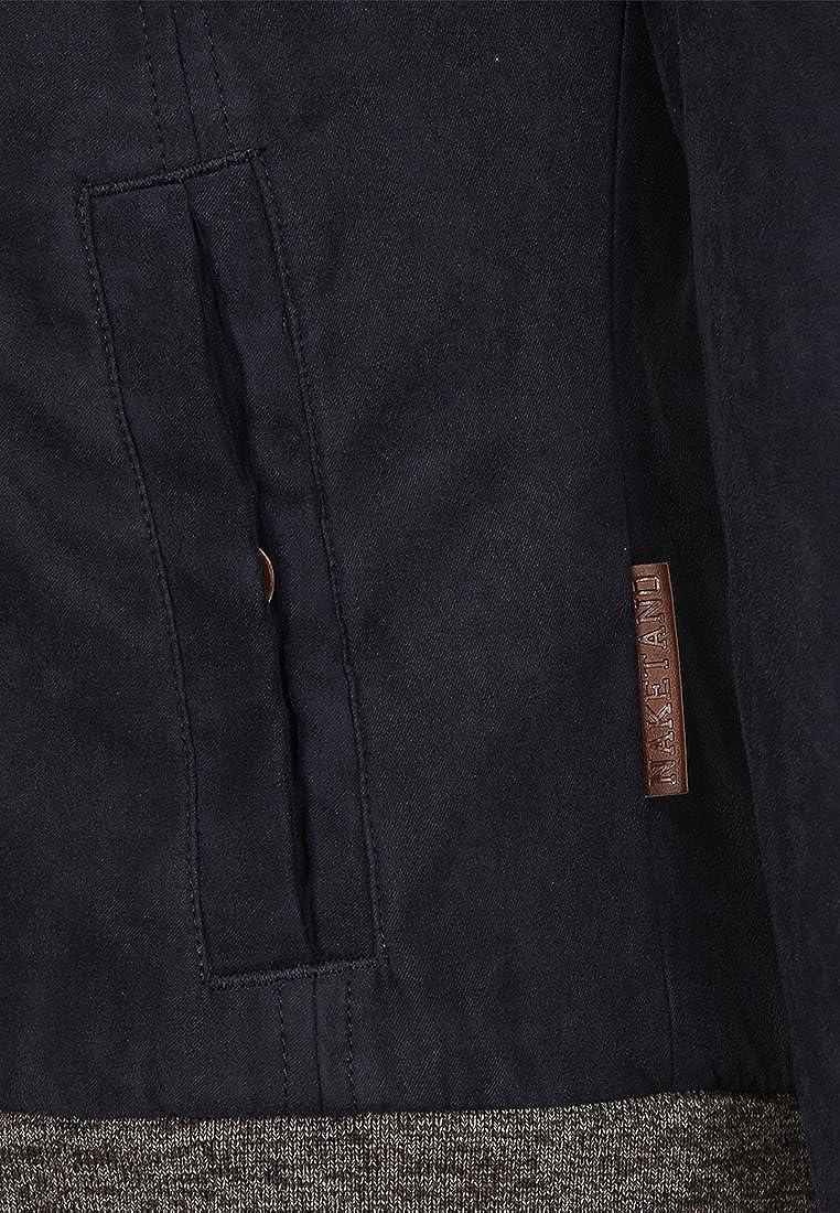 Naketano Damen Jacke Chief Eine Aktive II Jacket