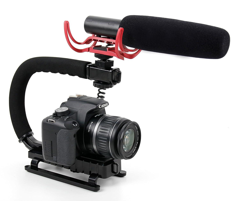 Poigné e Pour appareil Photo Panasonic DMC-LX100EG-K, GF9, DC-FZ82, DC-GH5 et DC-GX850 et accessoires - DURAGADGET