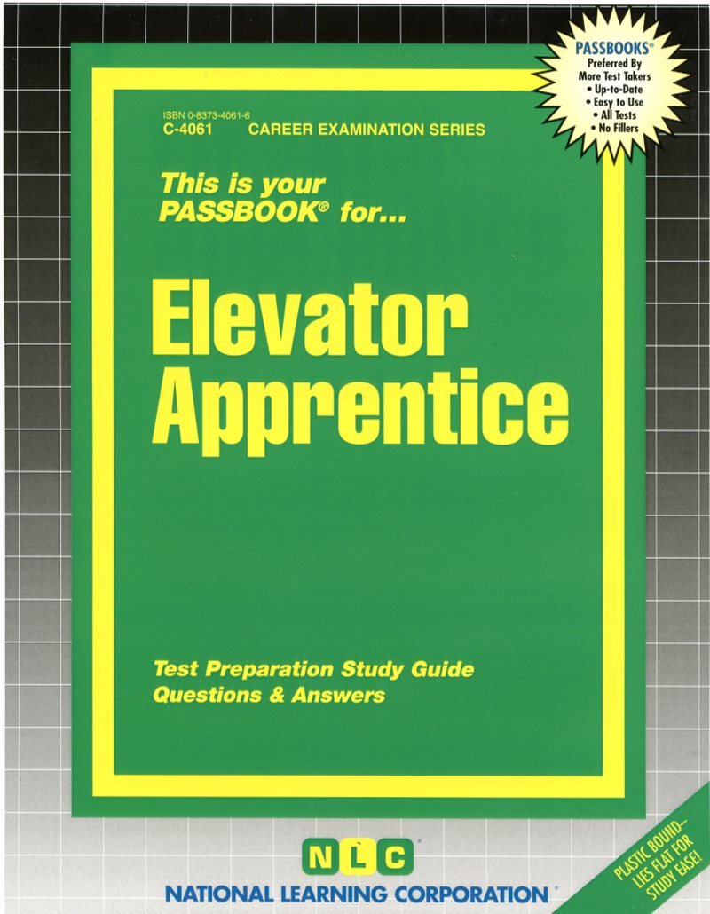 Elevator industry aptitude test sample questions