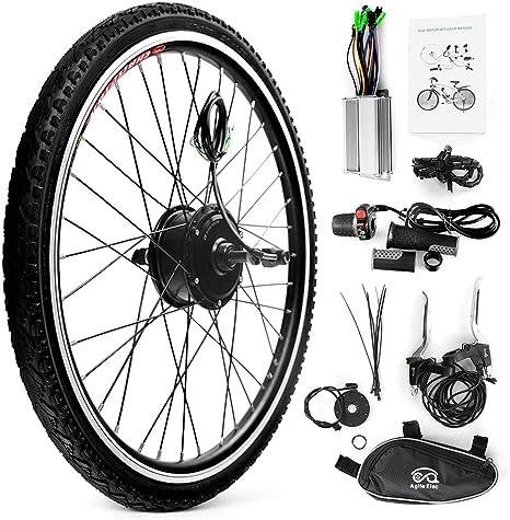 Explopur Kit de Conversión de Bicicleta Eléctrica - 26X1.75 ...