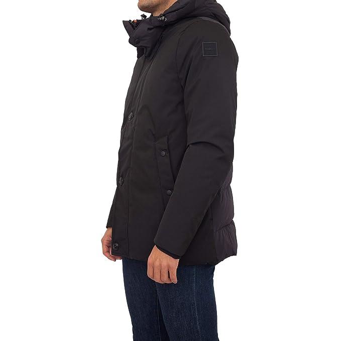 Dekker Chaqueta de Hombre Color Negro XL: Amazon.es: Ropa y ...