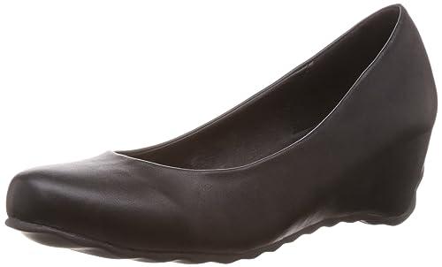 2cc3a2fe8ec5 Cobblerz Women s Black Fashion Sandals - 6.5 UK  Buy Online at Low ...