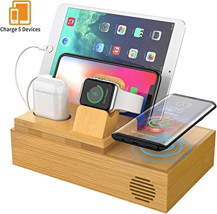Amazon Com Chgeek Bamboo Wireless Charger Charging Station For Multiple Devices Charging Dock For Apple Watch Airpods Wireless Charging Organizer For Iphone Compatible Iphone 11 11 Pro Max Home Audio Theater,What Is The Best Color For A Diamond