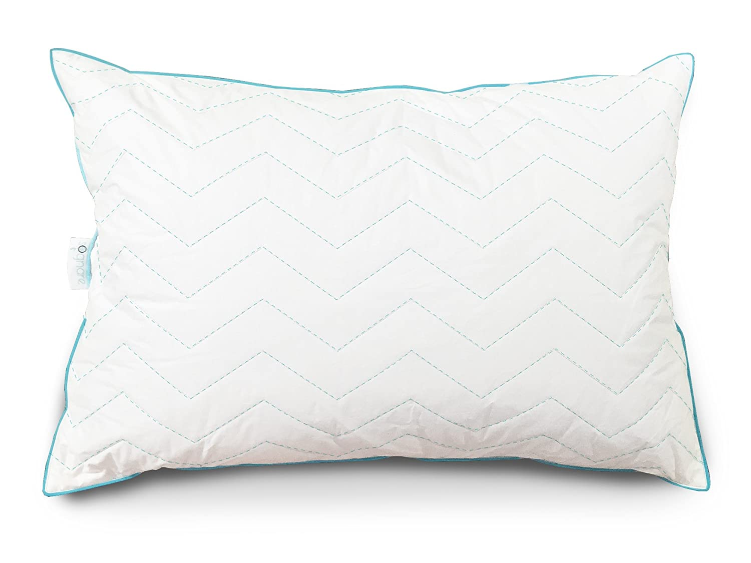 Amazon.com: Sognare, the Finest Soft Hypoallergenic Queen Size Pillow – 100% Premium Cotton, soft gel microfiber filling. The Best balance between firmness ...