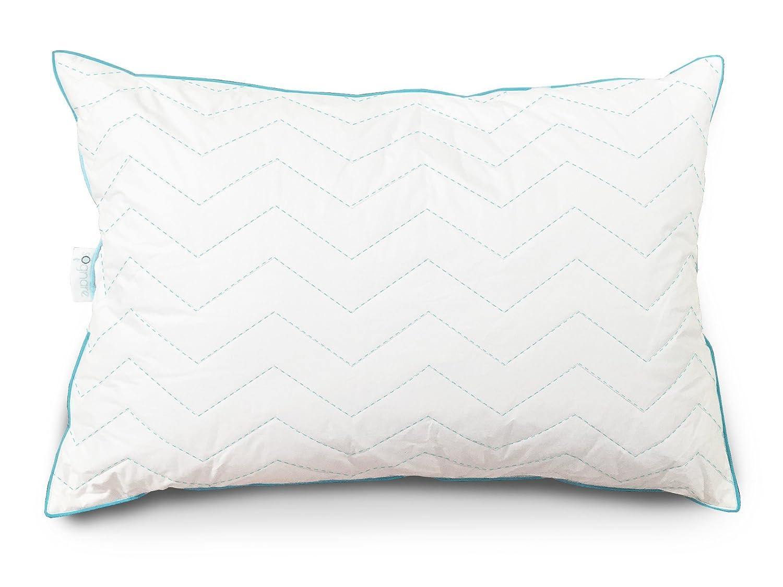 Amazon.com: Sognare, the Finest Soft Hypoallergenic Queen Size Pillow – 100% Premium Cotton, soft gel microfiber filling. The Best balance between firmness ...