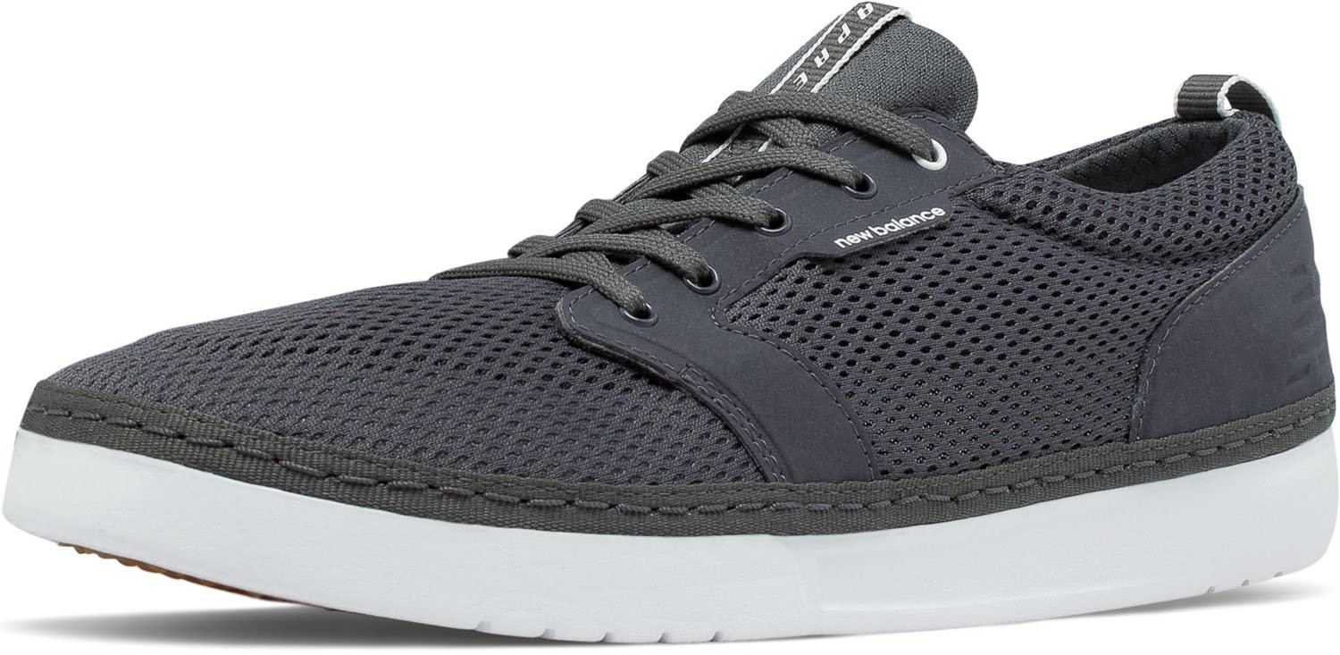 New Balance Men's Apresck, Charcoal G, 8 D US