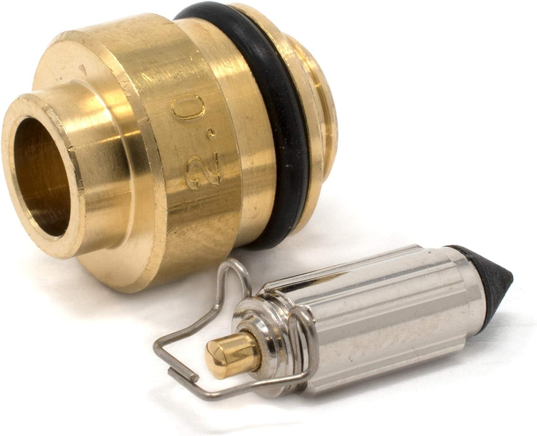 Compatible with Kawasaki Set of 4 DP 0201-013 Carburetor Rebuild Repair Parts Kit