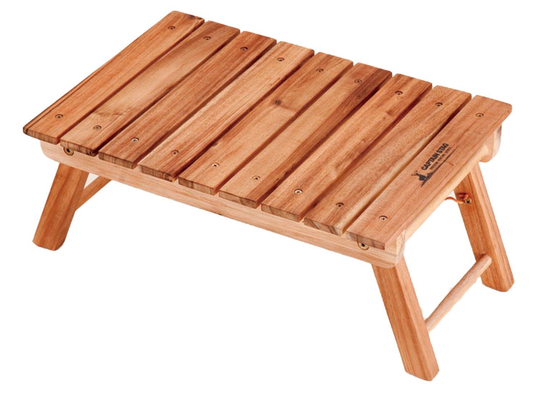 キャプテンスタッグ テーブル CSクラシックス FDパークテーブル 45 UP-1006