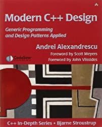 Modern C++ Design, Generic Programming and Design Patterns Applied
