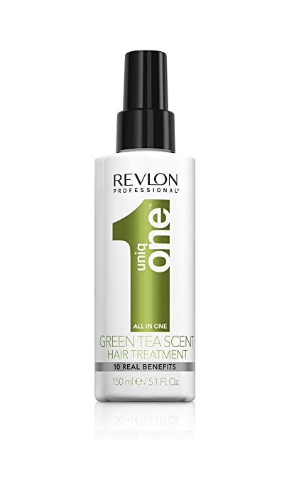 REVLON PROFESSIONAL Uniq One Hair Treatment Green Tea Scent, 150ml
