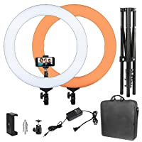 MACTREM Ring Light 19 inch 58W LED Dimmable Light Deals