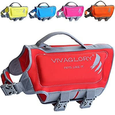 Vivaglory Dog Life Jackets
