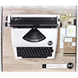 We R Memory Keepers Máquina De Escribir Typecast Typewriter White Blanca