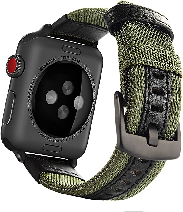 Top 10 Apple Watch Nylon Band 38Mm 8 Pack