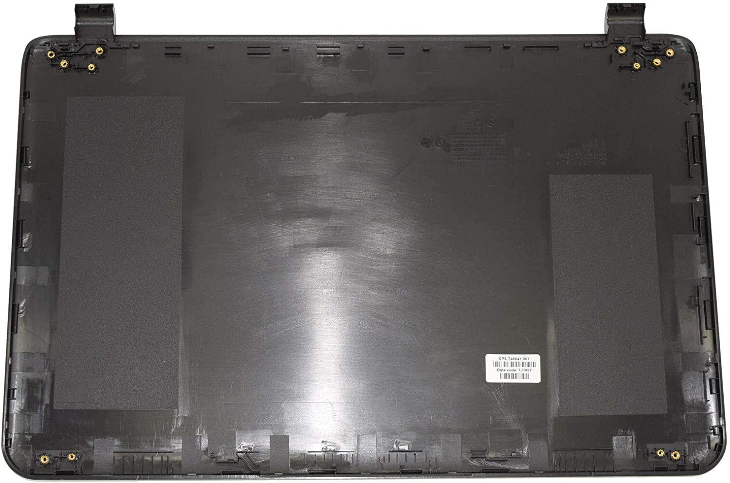 New Replacement for HP 15-R029WM 15-R018DX 15-R011DX LCD Back Cover Lid /& Bezel /& Hinges