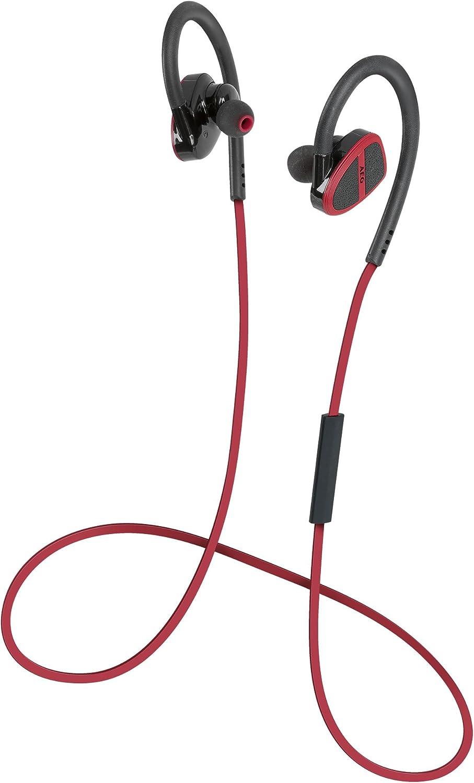 AEG KH 4232 - Auriculares in-Ear, estéreo, con batería y micrófono Bluetooth