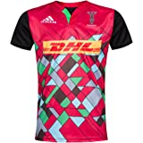 Harlequins 2015 Kids S/S Big Game Charity Rugby Shirt