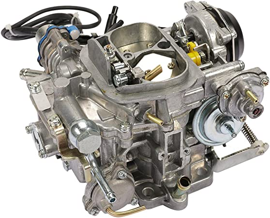 ALAVENTE Carburetor Carb for 1981-1987 Toyota 22R Engine with Round on 22r wiring-diagram, 22r engine compartment, 22r timing marks, 22r intake manifold, 20r emissions diagram,