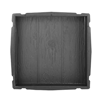 Tec Betonform Schalungsform Gießform Plastikformen Für Beton - Terrassenplatten holzoptik 4cm