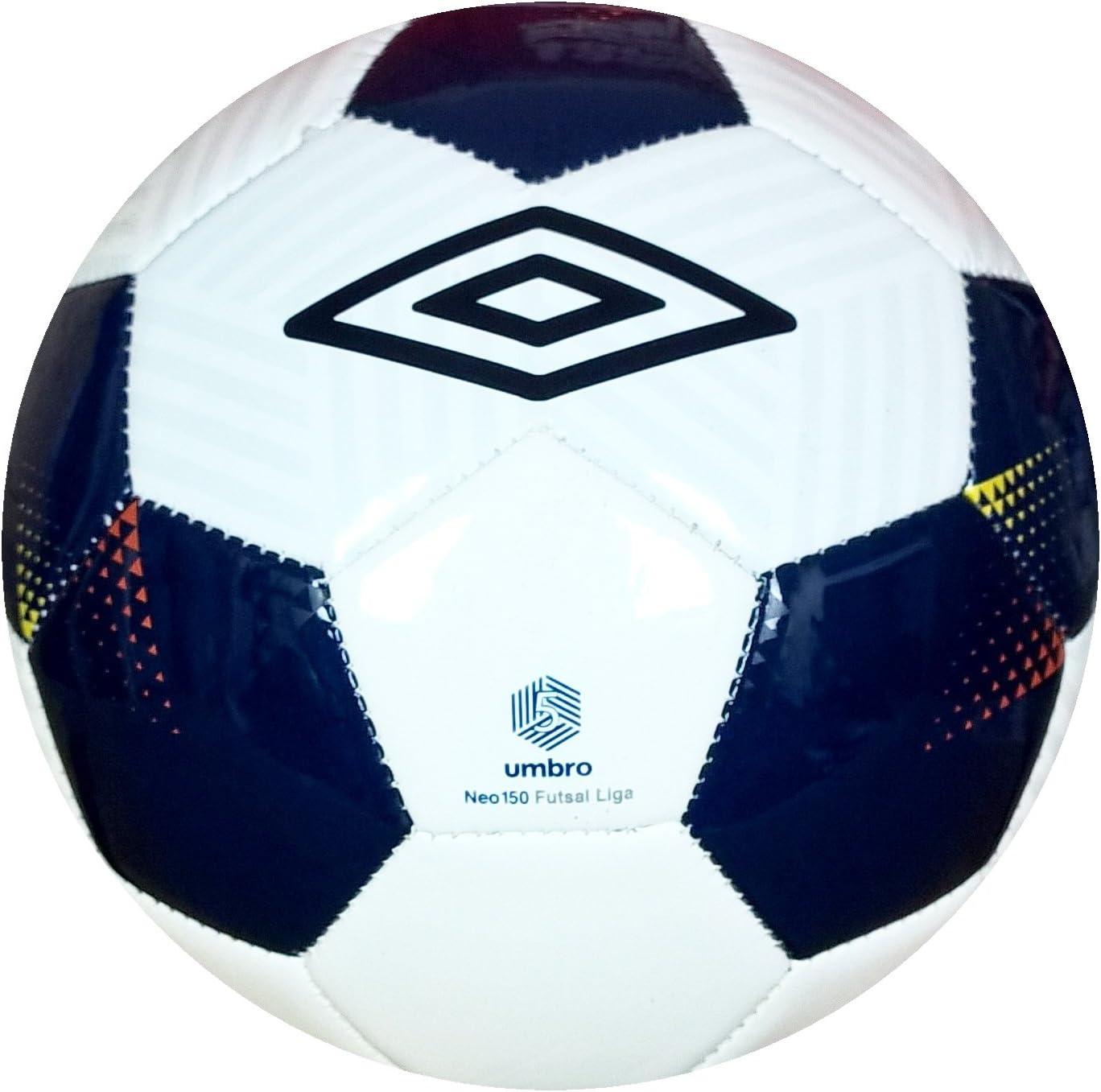 Umbro Neo 150 Liga – Balón de fútbol sala (tamaño 4: Amazon.es ...