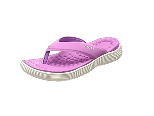quality design 3dc84 6f7b7 Crocs Women's Reviva Flip W Flops