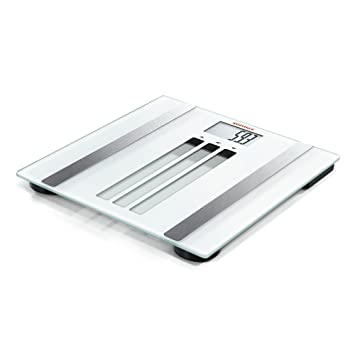 Soehnle Body Control Easy Fit Personal Digital Bmi Weight Scale, White