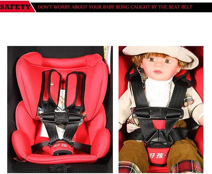 Aimdonr Kindersitz Gürtelschnalle Schließe Kindersicherheit Gürtelschnalle Universal Baby Brustgurt Clip Brust Clip Schutz Für Autositz Lock Tite Kinderwagen Brust Clip Baumarkt